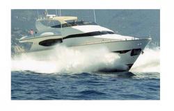 72 Ft. ItalVersil Super Phantom Yacht