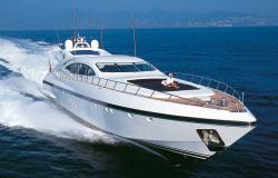 108 Ft. Mangusta Mega Yacht