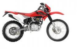 Honda CRF230 DirtBike OffRoad