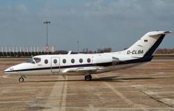 Beech Jet 400A
