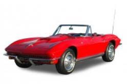 1962 Chevy Corvette Convertible