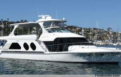 60 ft Bluewater Yacht