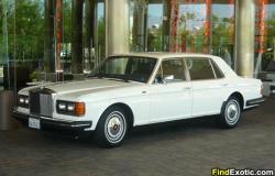 Rolls-Royce Silver Spirit Spur II
